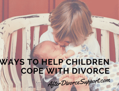 13 Ways to Help Children Cope with Divorce