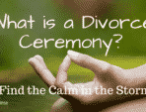 What is a Divorce Ceremony