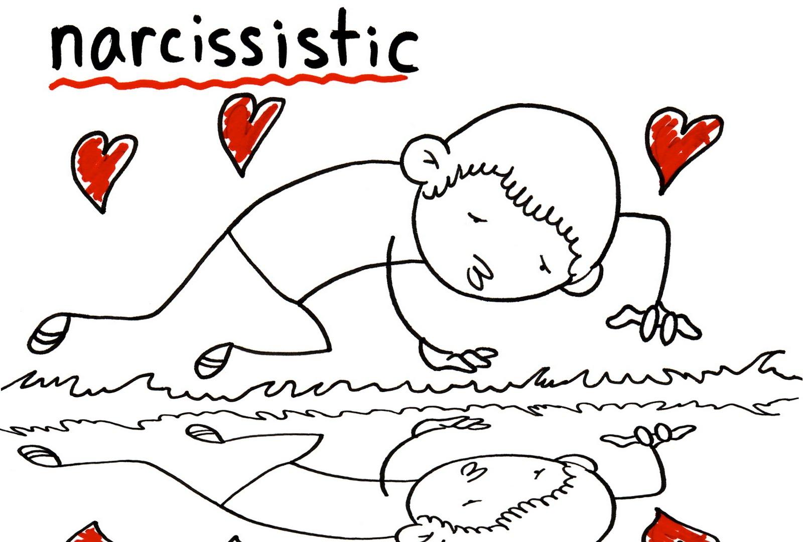 Narcissists Hurt